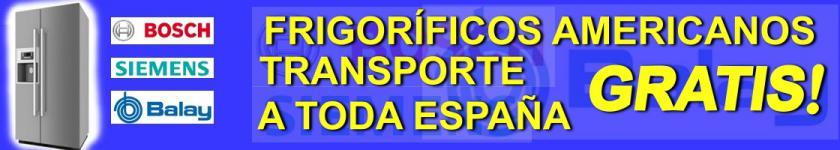 AMERICANOS TRANSPORTE GRATIS