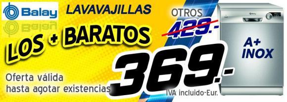 LAVAVAJILLAS BALAY 3VS521IA