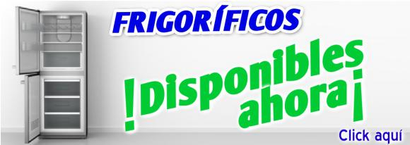 FRIGORIFICOS EN STOCK