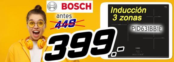 Induccion BOSCH PID631BB1E