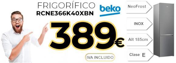 FRIGORIFICO BEKO RCNE366K40XBN