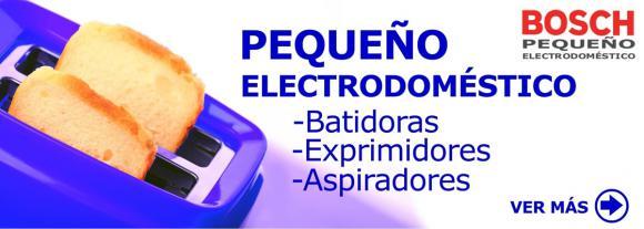 Pequeños electrodomesticos