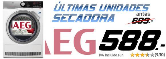 SECADORA AEG T8DEE862