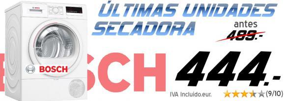 SECADORA BOSCH WTR85V90ES