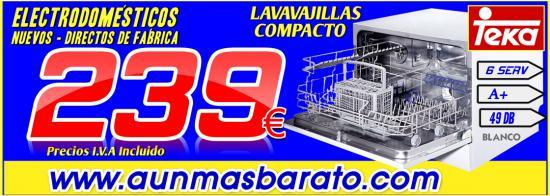 LAVAVAJILLAS TEKA lp2140