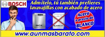LAVAVAJILLAS PRECIO INOX