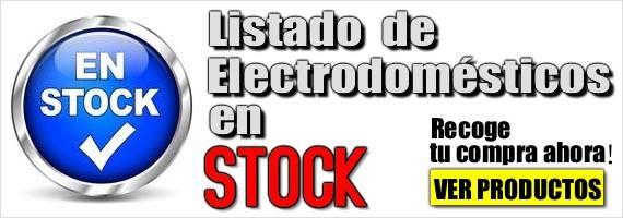 Electrodomesticos en Stock