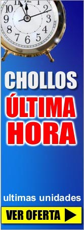CHOLLOS ULTIMA HORA