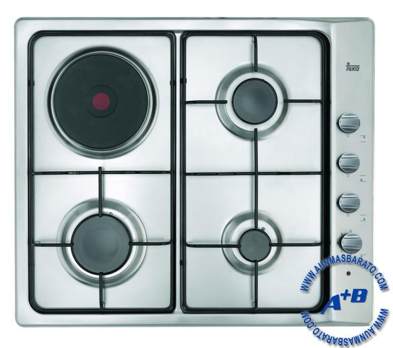 Encimera teka 40207260 precios baratos comprar en - Placa cocina gas natural ...