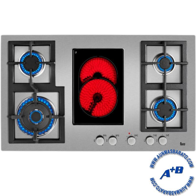 Placa teka 40214290 precios baratos comprar en for Placas de gas natural teka