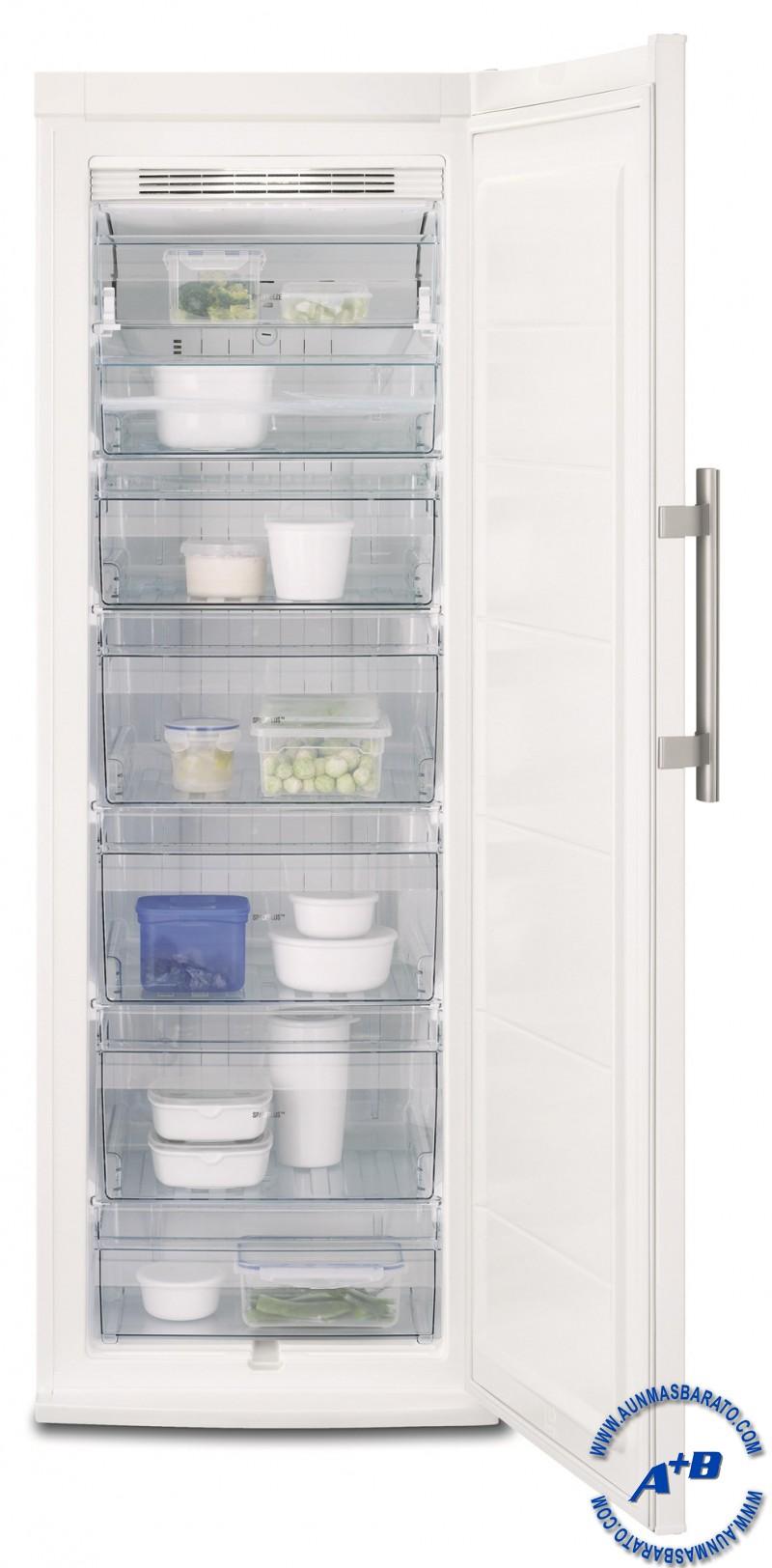 Congelador electrolux euf2744aow precios baratos for Congelador vertical pequeno