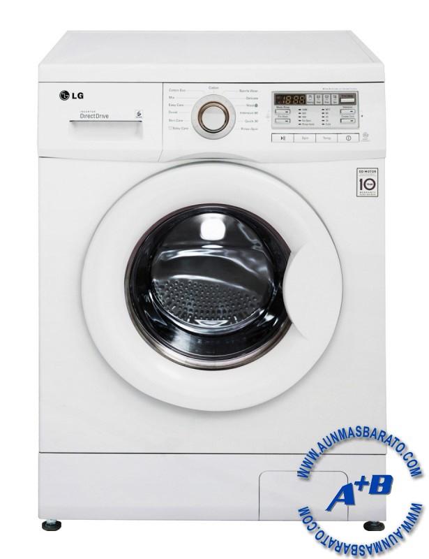 Productos para el hogar por marca lavadoras lg 8 kg precios - Lavadoras mejores marcas ...