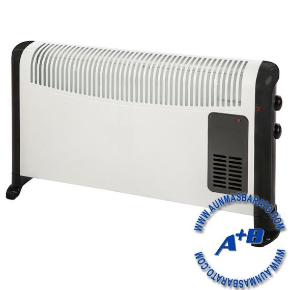 Convector sp tls503 turbo 2000w precios baratos comprar for Convector mural