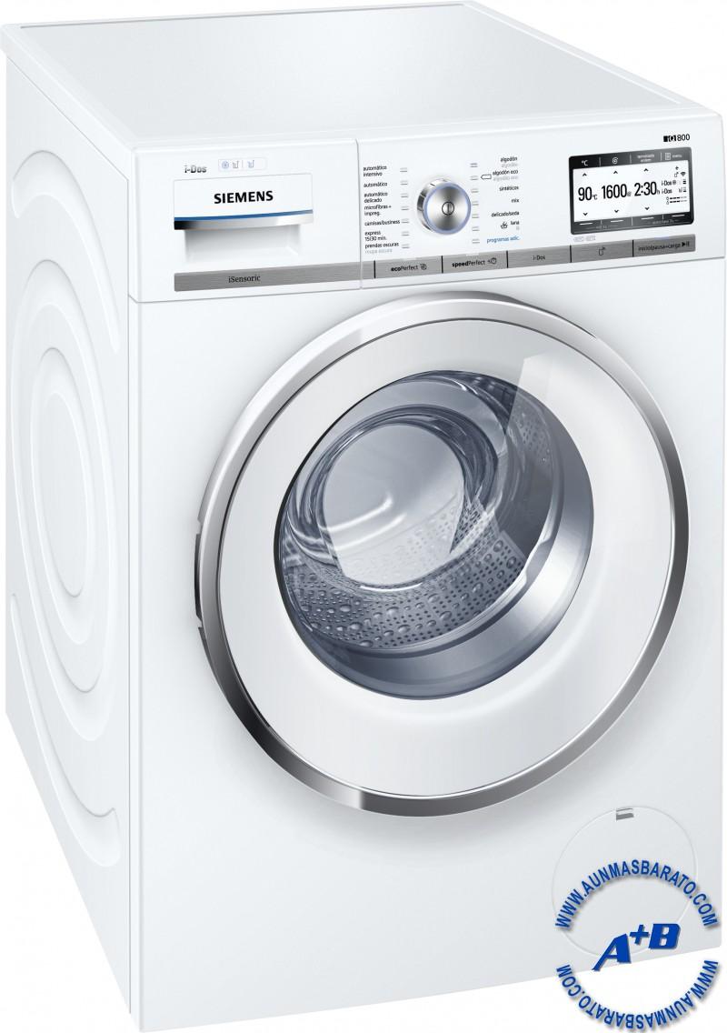 Lavadora Siemens Wm6yh890es Precios Baratos Comprar En  ~ Dosificador De Detergente Para Lavadoras
