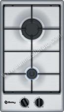 Placa modular Balay 3ETX332MB Inox 30cm 2 zonas