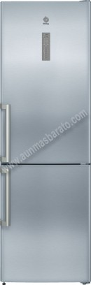 Frigorifico combi Balay 3KF6676XE NoFrost Inox antihuellas 186cm A