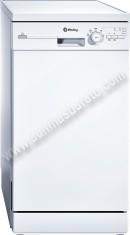 Lavavajillas Balay 3VN303BA Blanco 9 servicios 45cm A