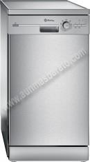Lavavajillas Balay 3VN303IA Inox 9 servicios 45cm A