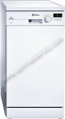 Lavavajillas Balay 3VN502BA Blanco 10 servicios 45cm A