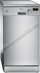 Lavavajillas Balay 3VN502IA Inox 10 servicios 45cm A