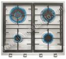 Placa de gas Butano Teka EX6014GAIALDRCI Inox 60cm