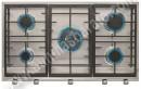 Placa de gas Butano Teka EX9015GAIALDRCI Inox 86cm
