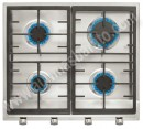 Placa de gas Natural Teka EX6014GAIALCI Inox 60cm