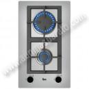 Placa modular de gas Natural Teka EFX 30.1 2G AI AL CI Inox 30cm