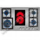 Placa de gas NATURAL Teka EFX904G1HAIALDRCINA 86cm 5 fuegos