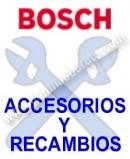 silenciador aluminio  bosch AB2020