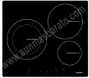 Vitroceramica induccion APELSON AIT3600 3 zonas