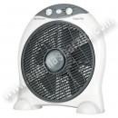 Ventilador de sobremesa Orbegozo BF0137 Blanco 3 velocidades