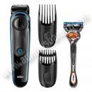 Recortadora de barba Braun BT3040 Negra Recargable