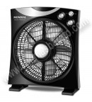 Ventilador de sobremesa Mondial CA04 Box Fan Negro 3 velocidades