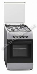 Cocina Tradicional Vitrokitchen CB55INVS 4 zonas gas Natural INOX