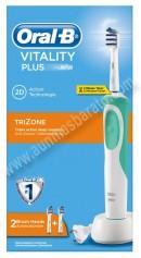 Cepillo de dientes electrico Braun OralB D12 Vitality TriZone Plus