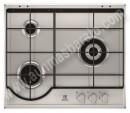 Placa de gas Natural Electrolux EGH6233BOX Inox 60cm 3 zonas