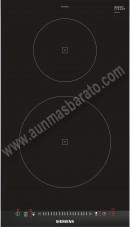 Encimera modular Induccion Siemens EH375FBB1E 2 zonas 30 cm