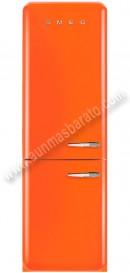 Frigorifico Anos 50 Smeg FAB32LON1 192cm Naranja A