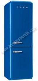 Frigorifico Anos 50 Smeg FAB32RBLN1 192cm Azul A