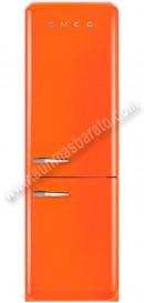 Frigorifico Anos 50 Smeg FAB32RON1 192cm Naranja A