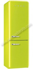 Frigorifico Anos 50 Smeg FAB32RVEN1 192cm Verde limon A
