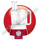 Robot de cocina Moulinex FP520G Masterchef 5000 Rojo rubi