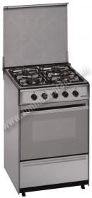 Cocina tradicional Meireles G2540VX Inox 4 zonas