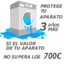 Añade 3 AÑOS GARANTÍA aparatos de hasta 700 euros