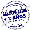 Extension 2 ANOS GARANTIA para mas de 1200 euros