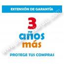 Extension 3 ANOS GARANTIA APARATOS DE HASTA 1000