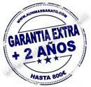 Extension 2 ANOS GARANTIA para mas de 600 euros