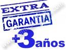 Extension 3 ANOS GARANTIA Oficial del Fabricante