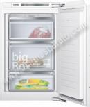 Congelador Vertical mini Integrable Siemens GI21VAF30 87cm A